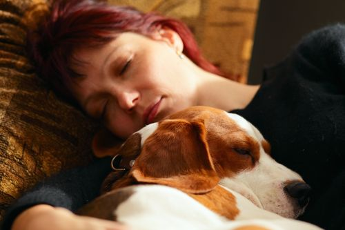 pet-sleeping-in-your-bed-pros-and-cons-mental-benefits