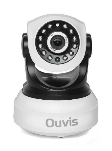 Wansview 720P Wifi Wireless Night Vision Camera Review - MyCuddlyBuddy