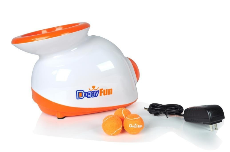 Pyle Automatic Dog Ball Launcher