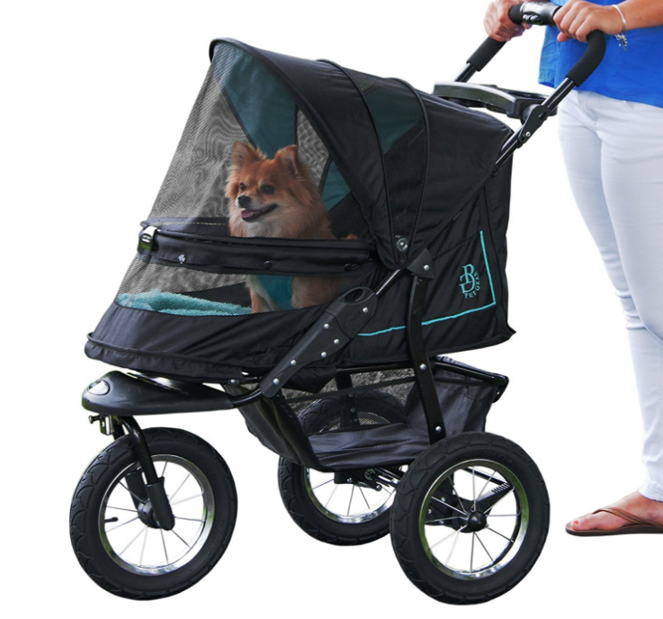 Pet Gear No-Zip NV Pet Stroller